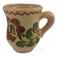 "Чашка ""Квасова"" 800 мл глиняна (глазурована) васортименті"