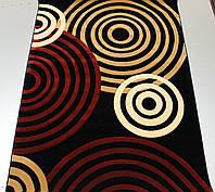 Ковер резной Elegant Luxe 0291 BLACK
