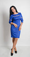 Красивое женское платье с 3/4 рукавом, фото 1
