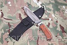 Нож с фиксированным клинком Кедр-3, фото 3