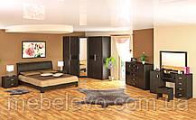 Кровать Токио 160 925х1690х2230мм    Мебель-Сервис, фото 3