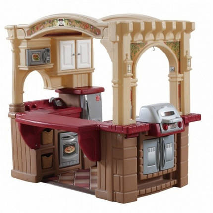 Интерактивная детская кухня с грилем Maxi Step2 8214, фото 2