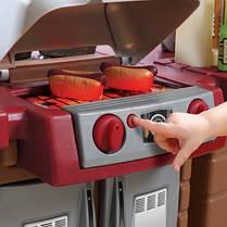 Интерактивная детская кухня с грилем Maxi Step2 8214, фото 3