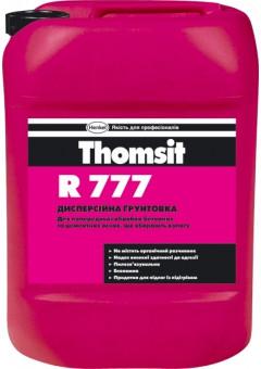 Дисперсионная грунтовка для впитывающих минеральных оснований Thomsit R 777, 10 кг