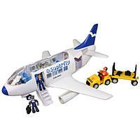 Игровой набор Пассажирский Самолет Superplay 4355408