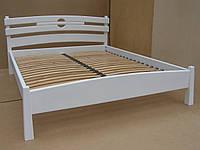 Кровать двуспальная из натурального дерева Токио 1,6м х2,0м