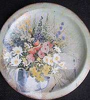 Тарелка сувенирная (эксклюзивная работа)