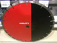 Алмазный диск Hilti DC-D 350/25 UP (бетон, кирпич, тротуарная плитка, асфальт)