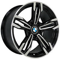 Литые диски Replica BMW (BK707) R18 W9.5 PCD5x120 ET38 DIA74.1 (GP)