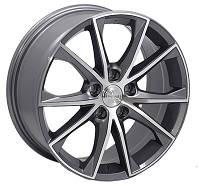 Литые диски Replica Volkswagen (BK713) R16 W7 PCD5x112 ET45 DIA57.1 (BP)