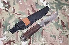 Нож с фиксированным клинком Воевода, фото 3