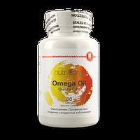Омега Ойл - снижение уровня плохого холестерина, предотвращая атеросклероз и тромбоз