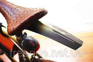 Велокрыло - пластина, щиток брызговик быстросъемный