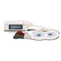 H3+ - 3-х канальный беспроводный миниатюрный (28г) регистратор анализа ЭКГ по Холтеру