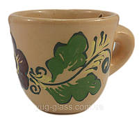 "Чашка ""Кептарик"" 180 мл глиняна (глазурована) в асортименті"