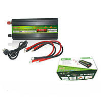 Автомобильный преобразователь авто инвертор + Зарядное 12V-220V, 3200W, 12/220В 3200Вт