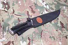 Нож с фиксированным клинком Сыч, фото 2