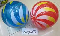 """Мяч Е03121 (5 цветов) 6"""" 55г."""