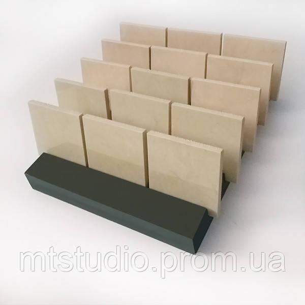 Напольный стенд подставка для плитки
