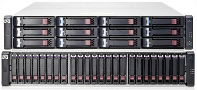 Системы Хранения HPE