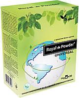 Royal Powder Universal с запахом белых цветов 1 кг.концентрированный бесфосфатный стиральный порошок