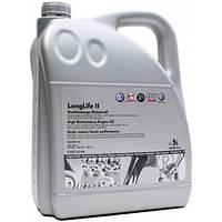Моторное масло Volkswagen Longlife 2, 0w30, 5L