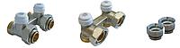 """Клапан нижнього підключення угл 3/4""""х3/4"""" Roda"""