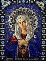 """Алмазная вышивка Иконы """" Богородица Умиление"""""""
