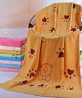 Полотенце банное детское