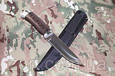 Нож с фиксированным клинком Охотник, фото 2