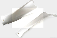 Пластик Zongshen STHORM/ FADA 15 нижний пара (лыжи) (серый) KOMATCU