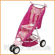 Трехколесная коляска для кукол Baby Born Zapf Creation 819845