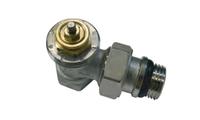 "Термостатический клапан угл. 1/2"" Roda"