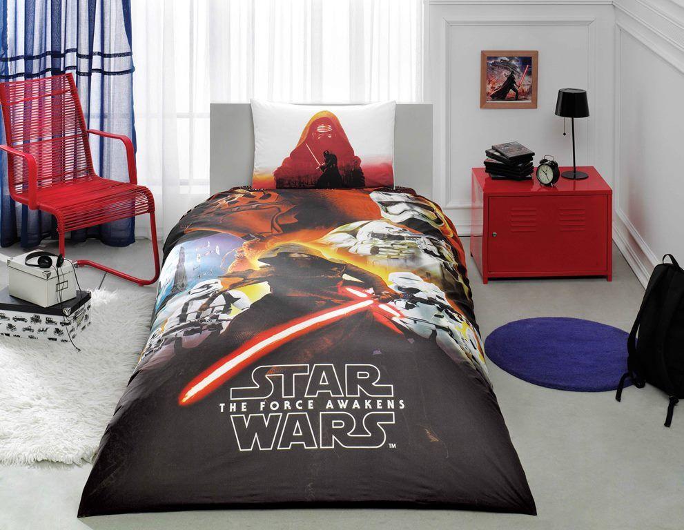 Постільна білизна Tac Disney - Star Wars Movie підліткове