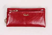 Стильный женский кошелек Sacred, красный