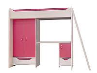 Шкаф комбинированный с кроватью и столом S193-ZES3D2S Hihot (Гербор ТМ)