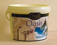 OASIS - прозрачное декоративное финишное покрытие