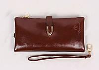 Оригинальный женский кошелек Sacred, коричневый