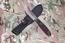 Нож с фиксированным клинком H030, фото 3
