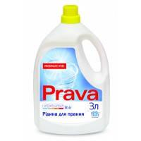 Жидкость для стирки Prava, 1,5 л