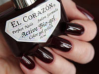 Лечебный цветной био гель El Corazon 423/328 El Corazon без сушки под лампой