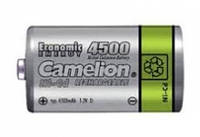 Аккумулятор CAMELION R20 /2bl 4500 mAh Ni-СD