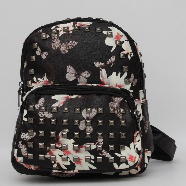 bb190bd89d96 Модный женский рюкзак. Недорогой рюкзак. Комфортный женский рюкзак. Купить  рюкзак. Код: