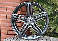 Литые диски R18 5x112, купить литые диски на AUDI A4 A5 A6 A8 TT Q5 VW, авто диски Ауді Шкода Фольксваген