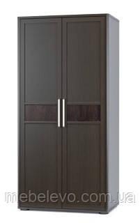Шкаф Токио 2Д   2135х1035х585мм    Мебель-Сервис