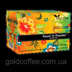 Royal Powder Color 0,5 kg. Kонцентрированный бесфосфатный стиральный порошок