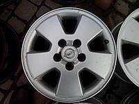 Диск легкосплавный титановый 5*110 5x110 R15 Vectra Astra Omega Zafira Corsa Meriva ET49 ЕТ49 комплект