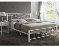 Кровать Signal Parma 180х200 белая