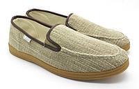 Туфли / слипоны мужские текстильные. Модель: 611-3.