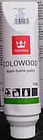 Шпатлевка по дереву Tikkurila Colowood Коловуд белая, 0.5л, фото 1